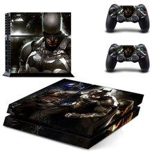 Skin Sticker Decal Cover Batman for Sony PS4 PlayStation 4 Console and 2 controller skins