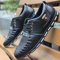 2017 new Fashion korean  men shoes winter men  autumn men flats men's Flats shoes breathable casual shoes