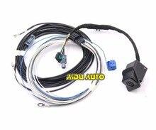 AIDUAUTO FOR VW SCIROCCO RCD330  187A 187 B RCD340 Plus MIB Radio REAR VIEW CAMERA Low Camera KIT