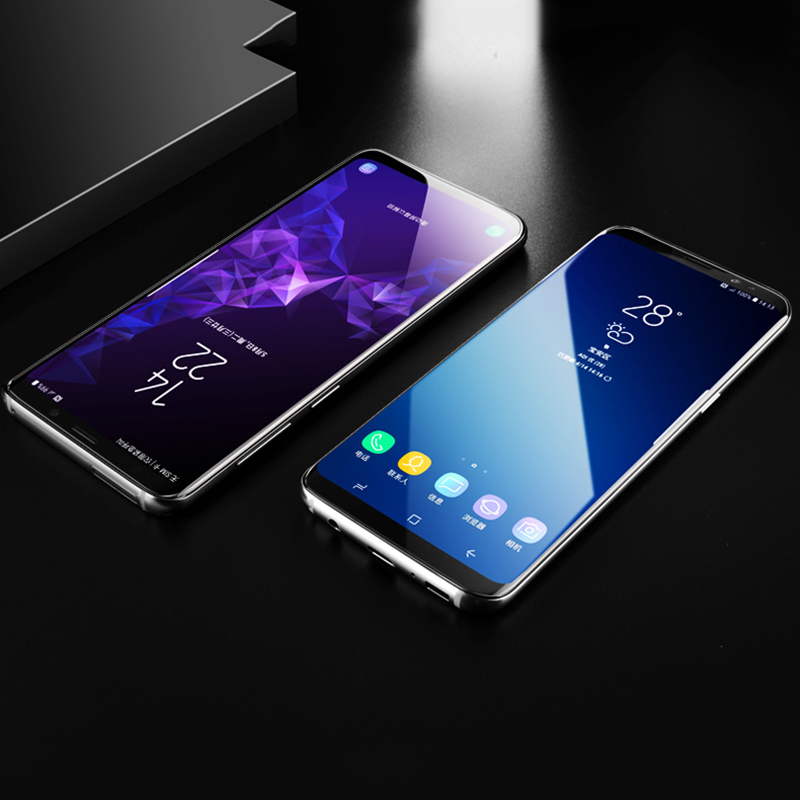 Image 5 - Lamorniea 20D Note 10 UV Glass Screen Protector with FINGERPRINT UNLOCK for Samsung Galaxy Note 10 S10 Plus S8 9 5G glass film-in Phone Screen Protectors from Cellphones & Telecommunications