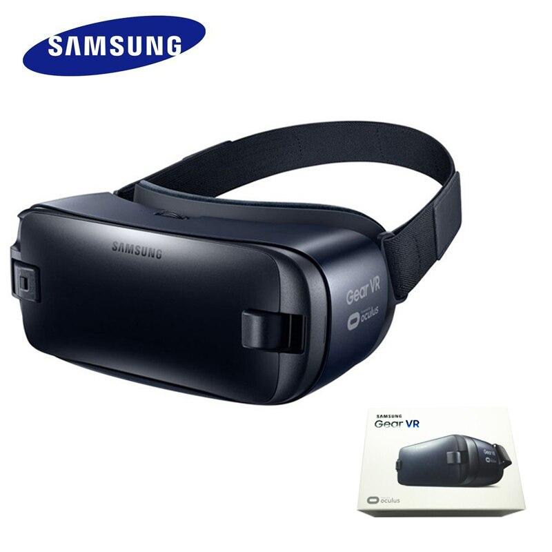 VR Gear4 With Touch Pad Virtual Reality font b 3D b font font b Glasses b