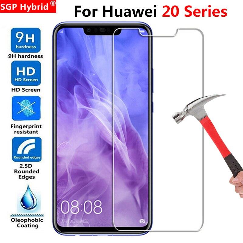 Закаленное стекло для Huawei Mate 20 Lite P20 Pro, Защитное стекло для экрана Mate20 20lite P 20 P20lite P20pro 20pro, матовое-in Защитные стёкла и плёнки from Мобильные телефоны и телекоммуникации