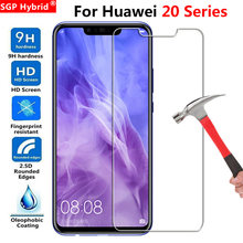 Tempered Glass For Huawei Mate 20 Lite P20 Pro Protective Glas Screen Protector On Mate20 20lite P 20 P20lite P20pro 20pro matte(China)