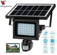 YobangSecurity Energia Solar À Prova D' Água Câmera de CCTV de Vigilância Ao Ar Livre Câmera De Segurança Com Visão Noturna Gravador de Vídeo Tf