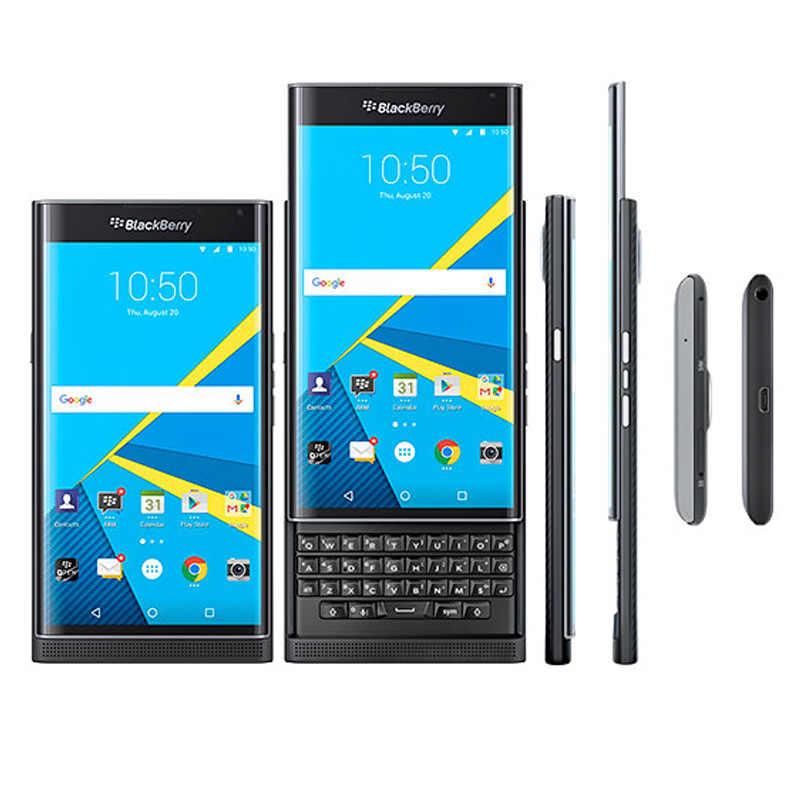Original BlackBerry Priv 5 4' Cellphone Android OS 3GB RAM 32GB ROM