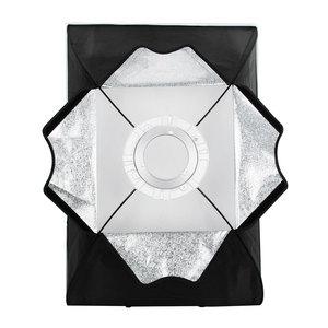 """Image 5 - Godox softbox 60*90cm 24 """"x 35"""" Portatile Rettangolare Studio Strobe Softbox con Bowens Mount per flash da Studio"""