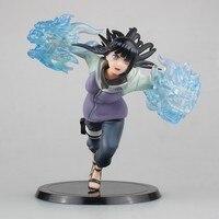 Naruto Figure Ninja Hyuuga Hinata Hyuga Figure Uzumaki Naruto GEM PVC Action Figure Toy Collection Model Gift