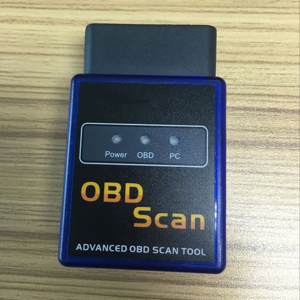 ELM327 V2.1 Advanced OBD 2 Scan Tools Auto Car Diagnostic Scanner OBD2 Bluetooth ELM 327 Russian Car-detector Diagnostic Tools