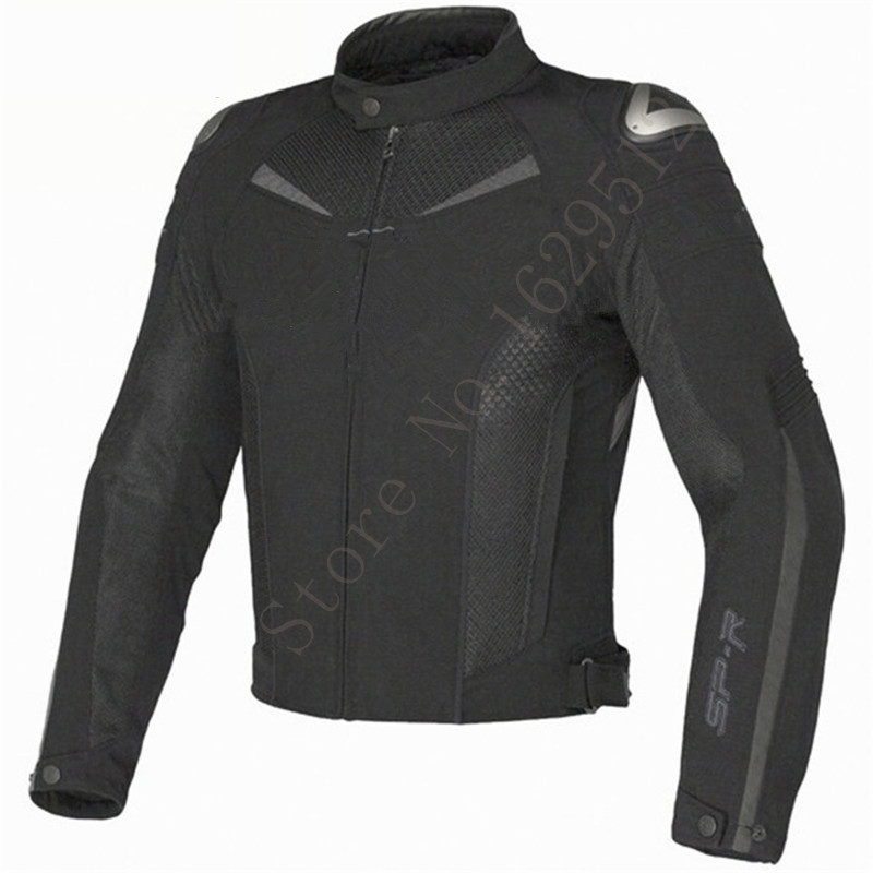 MotoGP Racer Alloy Shoulder Protective Jackets Dain Super Speed Textile Jacket Motorcycle Auto Racing Jacket With Protectors цена