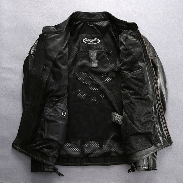 Read-Description-Asian-size-mens-Harley-fashion-classic-motorcycle-rider-cow-leather-coat-skull-genuine-cattle (3)