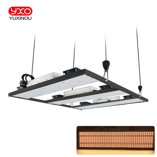 led grow light board LM301B 403Pcs Chip Full spectrum 240w 1000w samsung 3000K,660nm Red Veg/Bloom state Meanwell driver