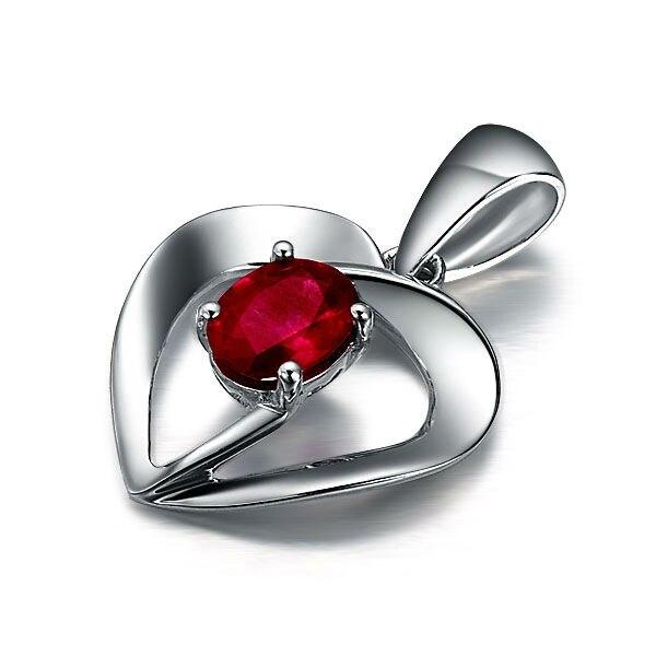 14 к золотой натуральный красный рубин кулон сердце дизайн G EMS ТОН КУЛОН настоящий g EMS тон Быстрая DHL EMS