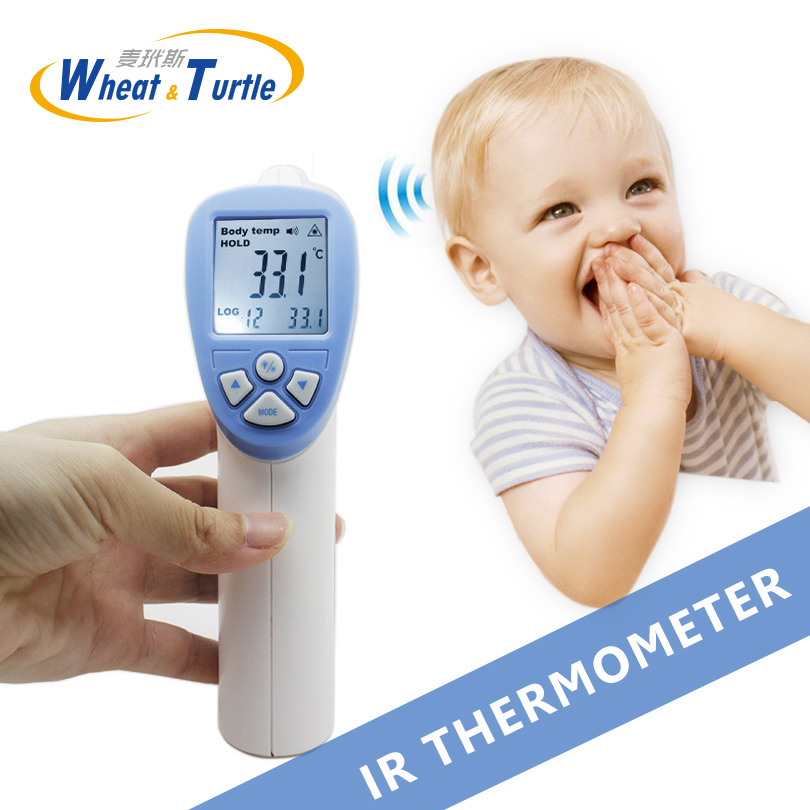 Health Care Baby Infrared Thermometers Digital Body Fever IR Thermometer Electronic Medical Contactless thermometer For Children