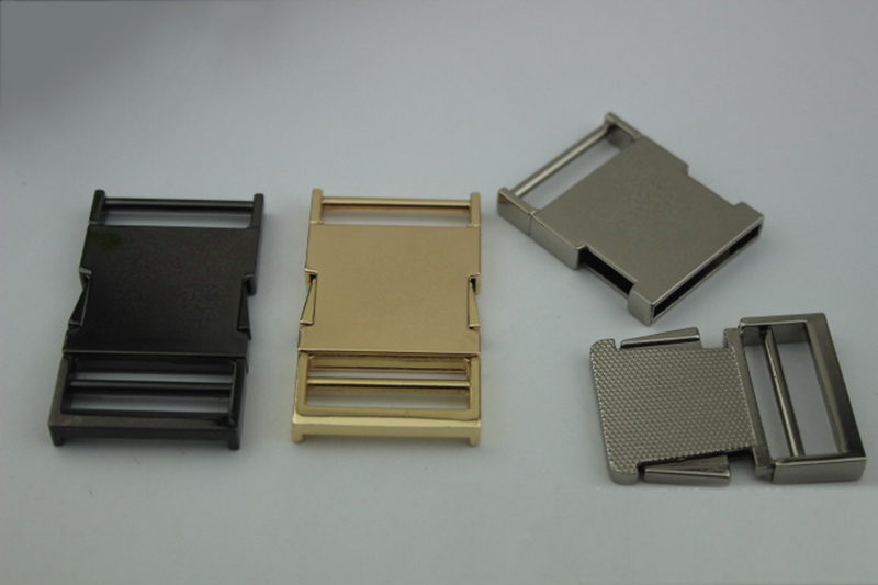 High-end bag accessories bag buckle safety buckle full metal alloy buckle buckle