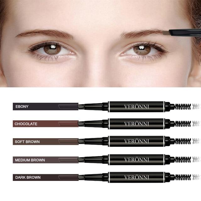 Aliexpress Buy Brand Waterproof Flat Auto Eyebrow Pencil