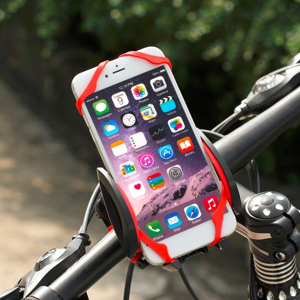 Universal Bike Bicycle Motorcycle Handlebar Mount Holder