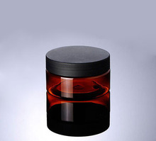 Jar cover black PET