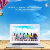 laptop 14 inch Intel Z8350 Quad Core 2GBRAM 32GB SSD 1920*1080IPS Windows10 Ultrabook Laptop Notebook Computer