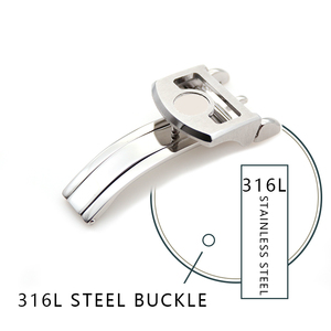 18mm 316L Stainless Steel Clas
