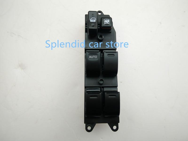 Suitable Toyota Camry 97-01 Corolla 98-01 Daihatsu 2000 Windows Lock 6 Button Front door glass lift switch