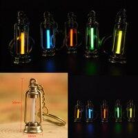 25 Years Tritium Gas Light Key Ring Key Chain Acrylic Anti Shock Automatic Luminous Fluorescence Glow