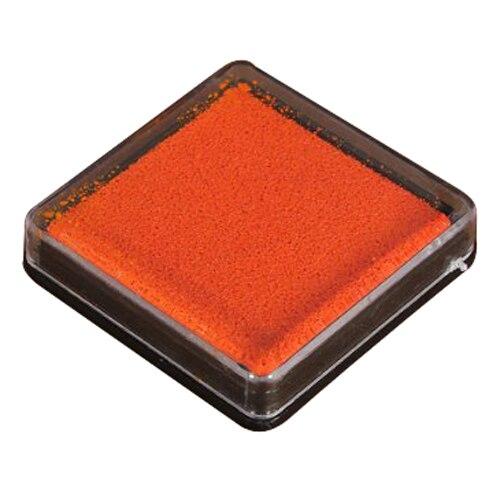 Affordable Stamp Pad Ink Pad Wedding Letter Document Orange