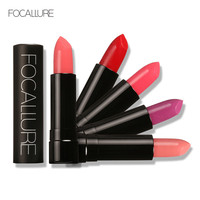 FOCALLURE Lipstick Moisturizer Smooth Lip Stick Long Lasting Charming Lip Lipstick Cosmetic Beauty Makeup By Focallure