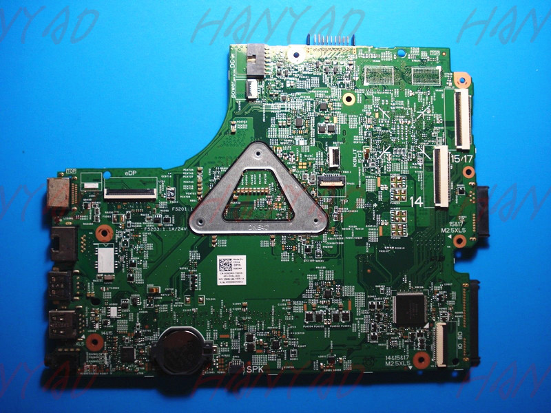 PWBFX3MC For DELL 3442 3542 Laptop Motherboard 3558U Processor 13269-1MainBoard 100% Tested