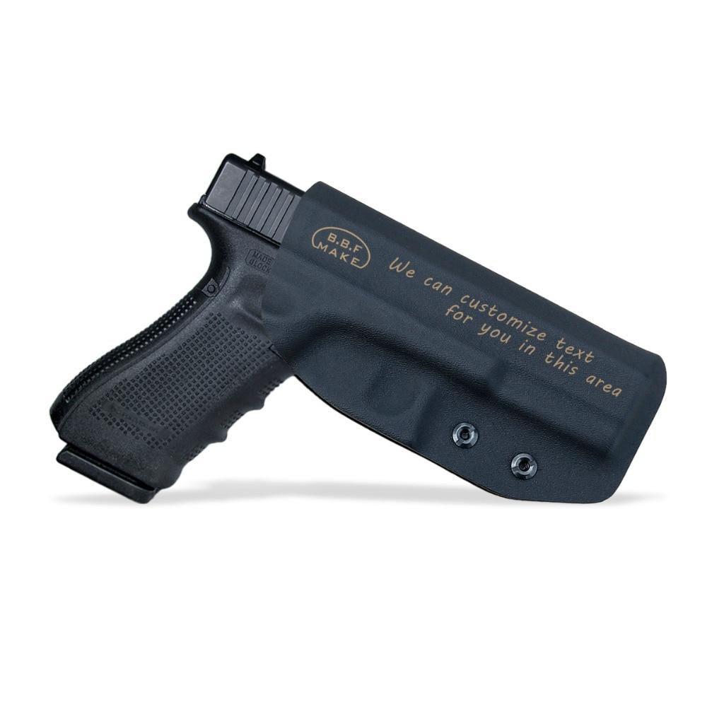 Encaixa: glock 17 22 31 Arma Coldre