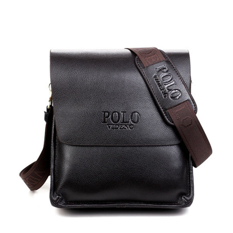 все цены на  new 2015 hot sale fashion men bags, men genuine leather messenger bag, high quality man brand business bag, wholesale price  онлайн