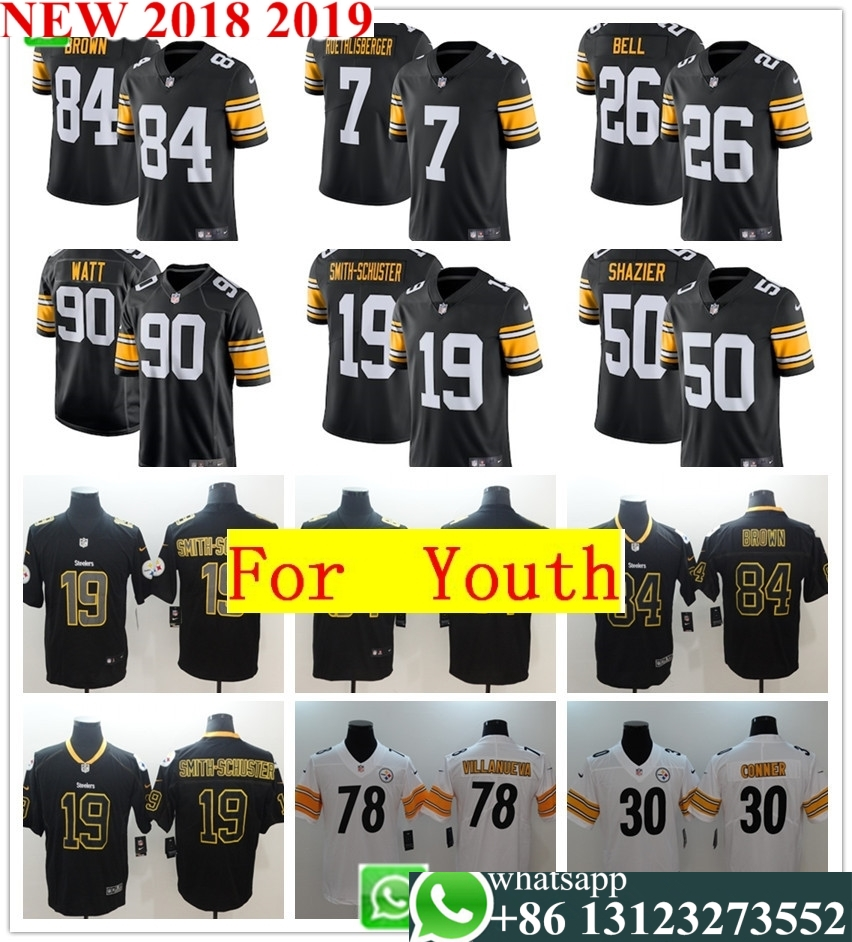 2fdefddc2a6 Buy steelers jerseys and get free shipping on AliExpress.com