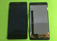 Touch screen Sensor Touch assembly Digitizer For Evertek EVERMIRACLE S II Mobile Phone Touch Panel Glass original screen
