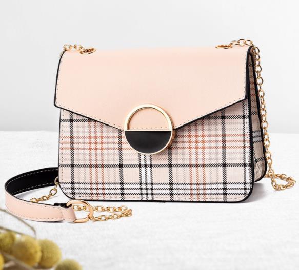 Summer Fashion Handbag Women's Bag Shoulder Bag High Quality PU Small Sac A Main Femme