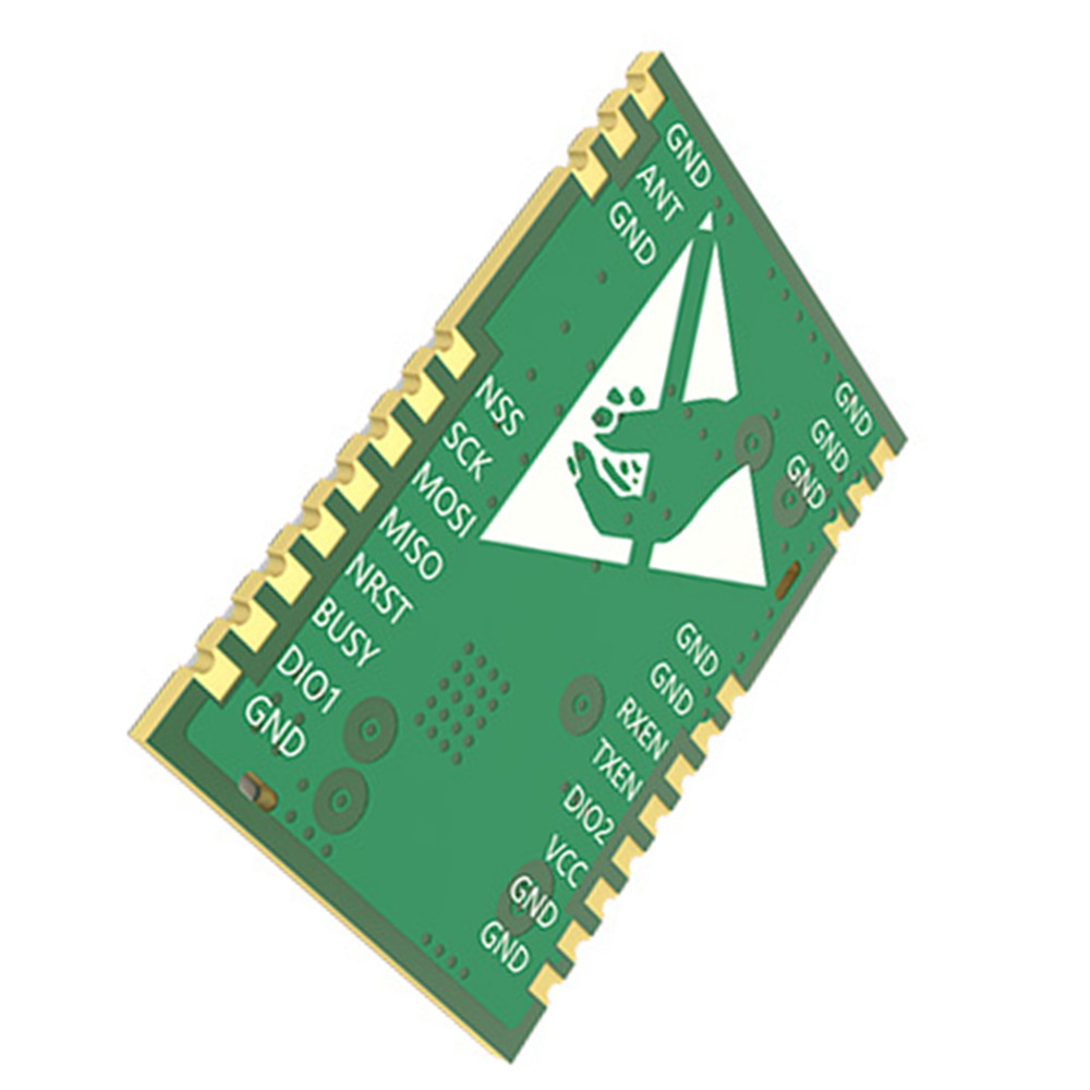 US $8 64 |SX1268 SX1262 module 230MHZ 433MHZ 470MHZ 868MHZ 915MHZ SPI UART  SX1262 SX1268+PA LORA 5KM 7KM 12KM Distance-in Home Automation Modules from