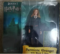 NECA Harry Potter Hermione Granger brand new boxed Action Figure model ornaments 7 inch