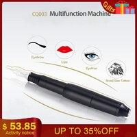 HD video Permanent Makeup Machine Tattoo Machine Rotary Pen with needle For Microblading Eyebrow Lip Gun Tatoo Pen Kits eu