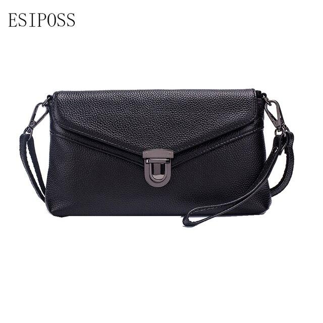 Fashion Genuine Leather Women Handbags Crossbody Bag Should Mini Famous Brand Designer Female