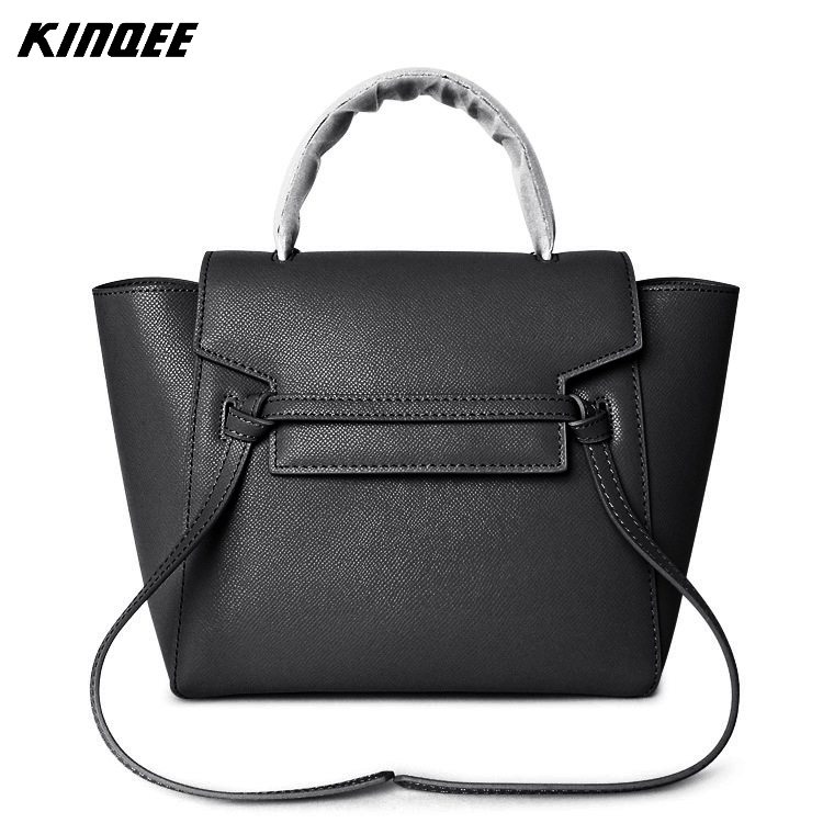Catfish Design luxury Handbags Women Casual Totes Genuine Leather Cover Handbag Cow Leather Patchwork Real Picture Classic bags 247 classic leather