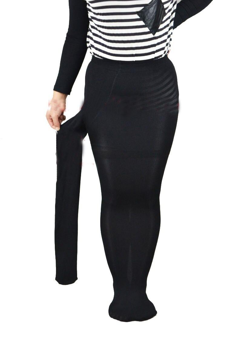 Plus Size L-2XL 3XL Womenss Modal Stockings Pantyhose Hosiery
