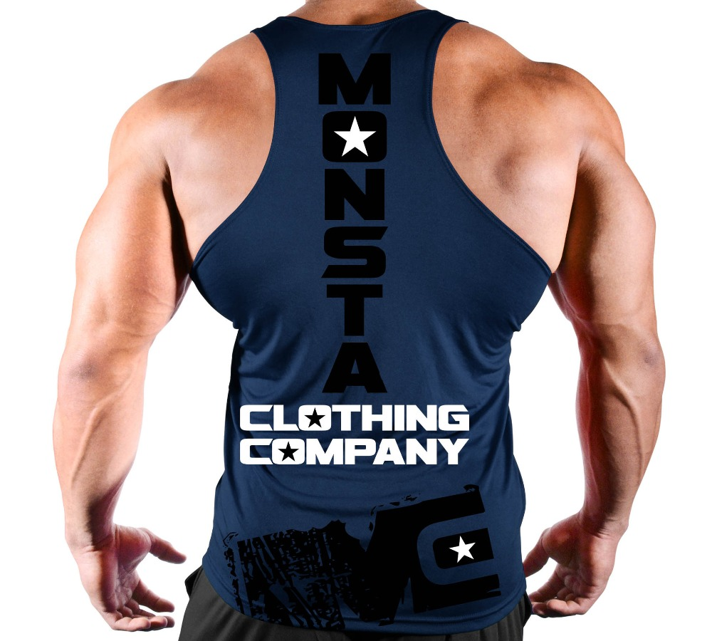 GITF New Compression Fitness Tights Tank Top Quickly Dry Sleeveless Gym Clothing Summer Workout Running Vest Sports Shirt Men 5