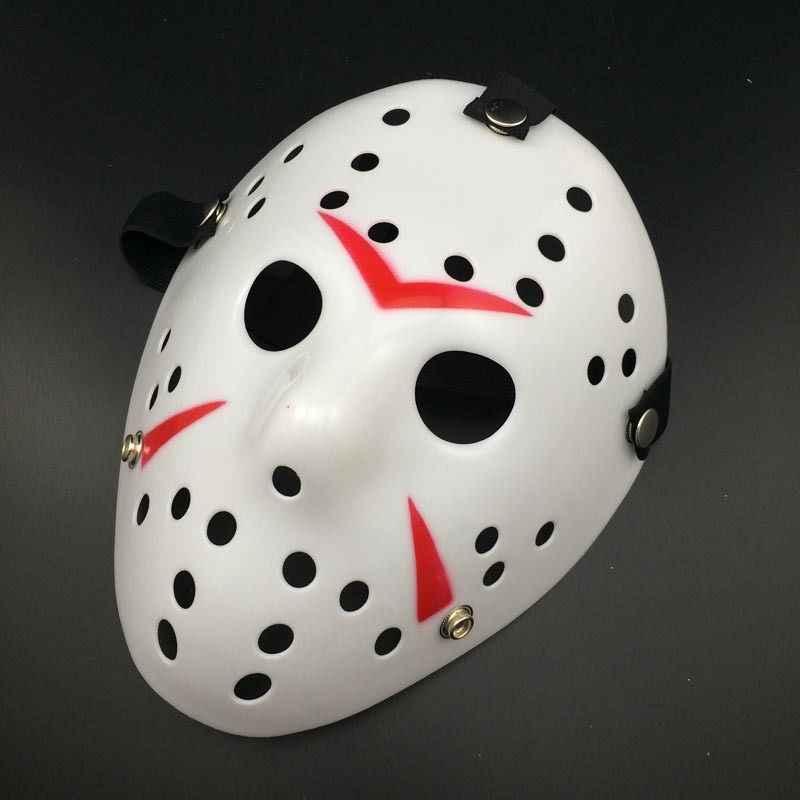 2018 Fashion Horrific Jason Voorhees Friday the 13th Horror Movie Hockey Mask Scary Halloween Mask