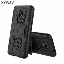 sFor Samsung Galaxy J3 2018 Case Armor Rubber Hard Back For Cover J337 Fundas