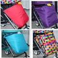 Keep warm! Baby Stroller Accessories Buggiest Foot Cover Baby Car Socks Cart Cotton Pad Windproof Hood Winter funda carro bebe