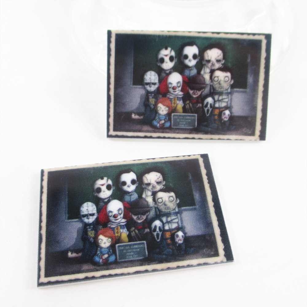 Buy david accessories halloween flat back for Decoration pieces from waste material