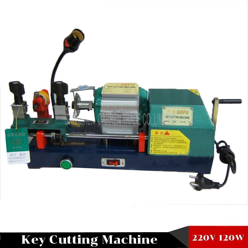 268B Key Cutting Machine for household and car key 220V 120W  Locksmith tool