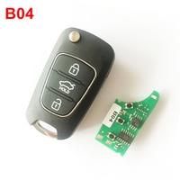 3 Button Remote Key B04 For Ford Honda Toyota Audi Kia Hyudai Mazda Can Work With