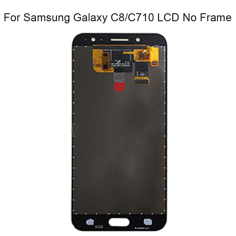 5.5 Super AMOLED For SAMSUNG GALAXY C8 LCD C7100 Display Touch Screen Digitizer Assembly C710F Replacement For SAMSUNG C8 LCD5.5 Super AMOLED For SAMSUNG GALAXY C8 LCD C7100 Display Touch Screen Digitizer Assembly C710F Replacement For SAMSUNG C8 LCD