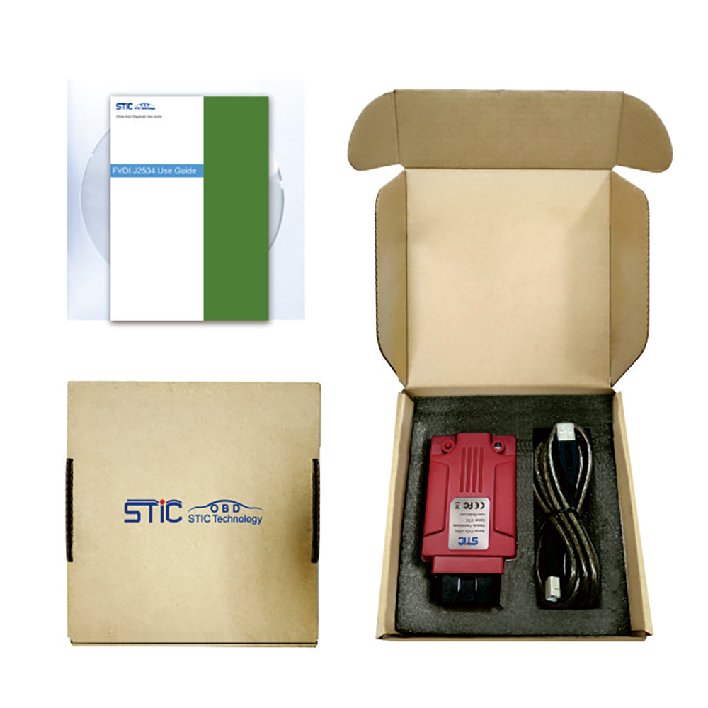 Image 5 - Newest FVDI J2534 Diagnostic Tool for mazda-in Electrical Testers & Test Leads from Automobiles & Motorcycles