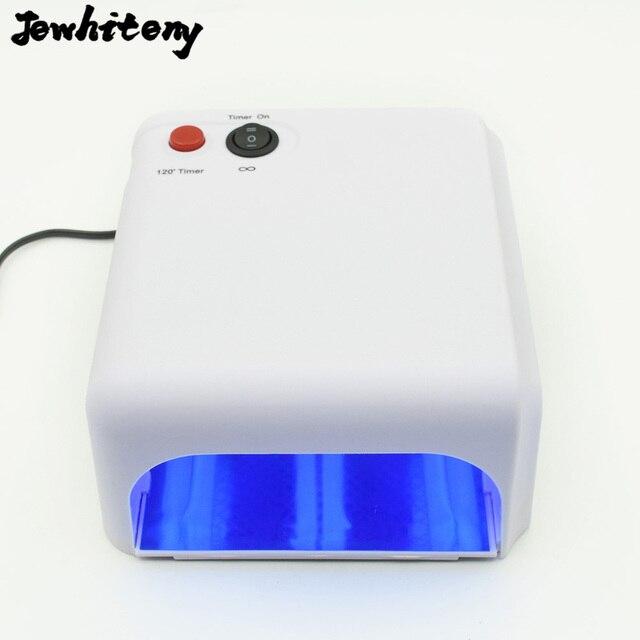 Professionnel Gel Nail Lamp 36 W UV Lamp 220 V EU Plug Nail Lamp For UV