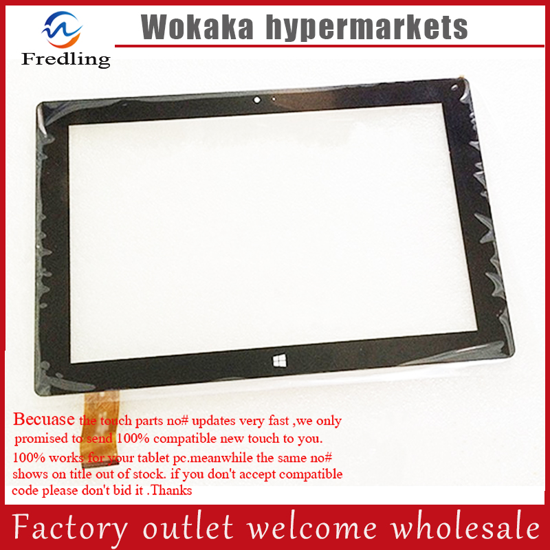New Touch screen Digitizer For 10.1 4Good People Gm500 Tablet outer Touch panel Glass Sensor replacement Free Shipping new touch screen for 8 4good t800i wifi tablet touch panel digitizer glass sensor replacement with speaker hole free shipping